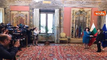 6 - Casellati riceve la presidente del parlamento bulgaro Tsveta Karayancheva