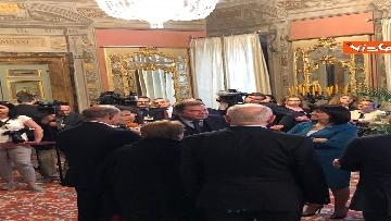 7 - Casellati riceve la presidente del parlamento bulgaro Tsveta Karayancheva