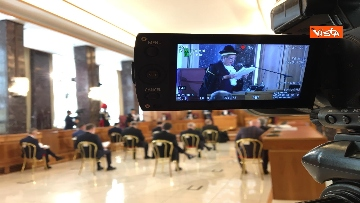 1 - Corte dei Conti, la relazione sul rendiconto generale dello Stato 2019, immagini