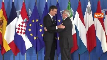 8 - Vertice migranti a Bruxells, tutti gli arrivi da Conte alla Merkel