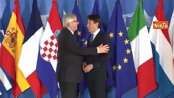 2 - Vertice migranti a Bruxells, tutti gli arrivi da Conte alla Merkel