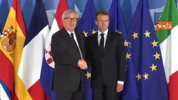 3 - Vertice migranti a Bruxells, tutti gli arrivi da Conte alla Merkel
