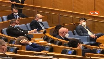 2 - Cerimonia del Ventaglio alla Camera dei deputati con Fico, immagini