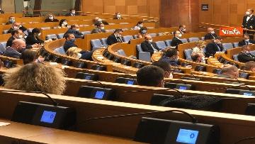 3 - Cerimonia del Ventaglio alla Camera dei deputati con Fico, immagini