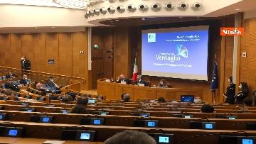 10 - Cerimonia del Ventaglio alla Camera dei deputati con Fico, immagini