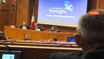 5 - Cerimonia del Ventaglio alla Camera dei deputati con Fico, immagini
