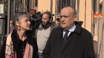 1 - Settimana dei Musei, il ministro Bonisoli visita il Cenacolo Vinciano a Milano