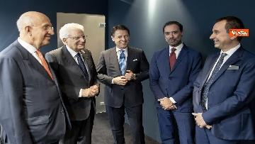 2 - Mattarella all'Assemblea ABI nel centenario della sua costituzione