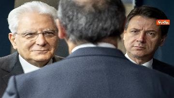 3 - Mattarella all'Assemblea ABI nel centenario della sua costituzione