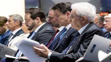 4 - Mattarella all'Assemblea ABI nel centenario della sua costituzione
