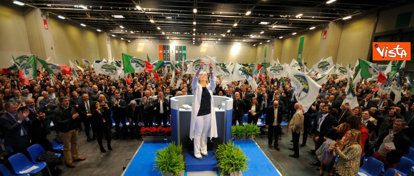 14-04-19 Europee la Meloni con4FdI parte da Torino con la conferenza programmatica_04