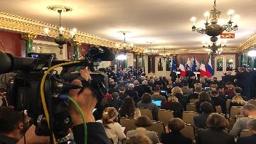 8 - Conte e Putin in conferenza stampa congiunta al Cremlino al termine dell'incontro istituzionale