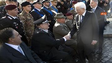 9 - Mattarella all'Altare della Patria per la festa delle forze armate
