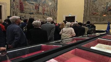 5 - La fortuna di Dante, Fico visita la mostra allestita a Montecitorio