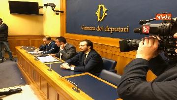 4 - Droga, Lega presenta ddl per raddoppiare pene, la conferenza con Salvini immagini