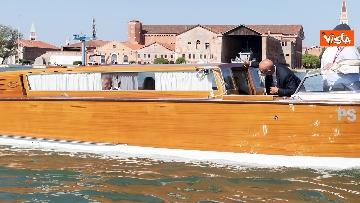 5 - Mattarella visita la Biennale di Architettura a Venezia con Franceschini e Zaia