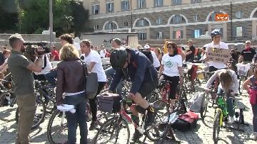 10 - Greta Thunberg alla manifestazione per il clima a Roma