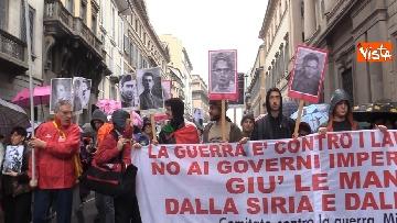6 - La manifestazione del 25 Aprile a Milano