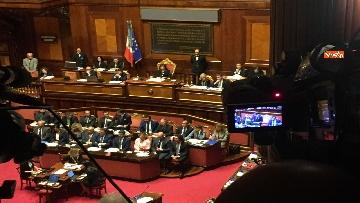 14 - Il debutto di Conte in aula al Senato