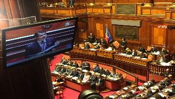 11 - Il debutto di Conte in aula al Senato