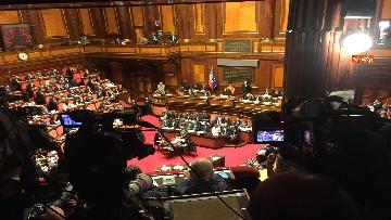 17 - Il debutto di Conte in aula al Senato