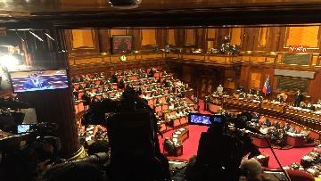 16 - Il debutto di Conte in aula al Senato