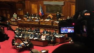 15 - Il debutto di Conte in aula al Senato