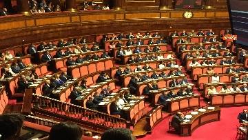 10 - Il debutto di Conte in aula al Senato
