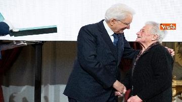 7 - Mattarella consegna onorificenze OIMR al Quirinale