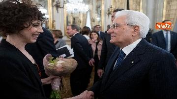 6 - Mattarella consegna onorificenze OIMR al Quirinale