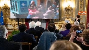8 - Mattarella consegna onorificenze OIMR al Quirinale