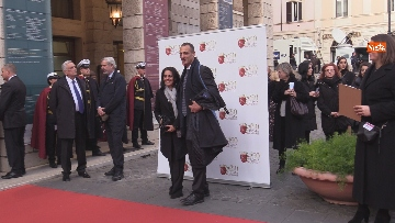 2 - Teatro Opera, 150 anni di Roma Capitale, le foto dal tappeto rosso