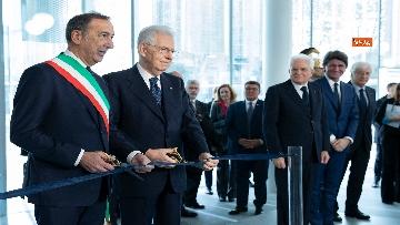 5 - Mattarella all'inaugurazione del nuovo Campus Bocconi