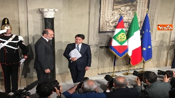 9 - Conte è il premier incaricato, l'incontro con la stampa al Quirinale, le immagini