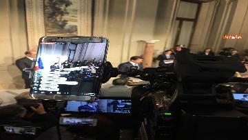 10 - Conte è il premier incaricato, l'incontro con la stampa al Quirinale, le immagini