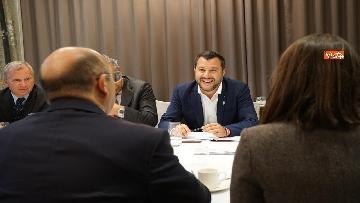 4 - Salvini a Helsinki, via il bilaterale con l'omologo maltese Michael Faruggia