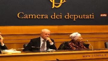 8 - Manovra, la conferenza stampa di Più Europa