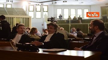 6 - Bus dirottato a Milano, Sy condannato a 24 anni di carcere dalla Corte d'Assise