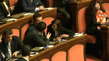 5 - Casellati eletta presidente del Senato