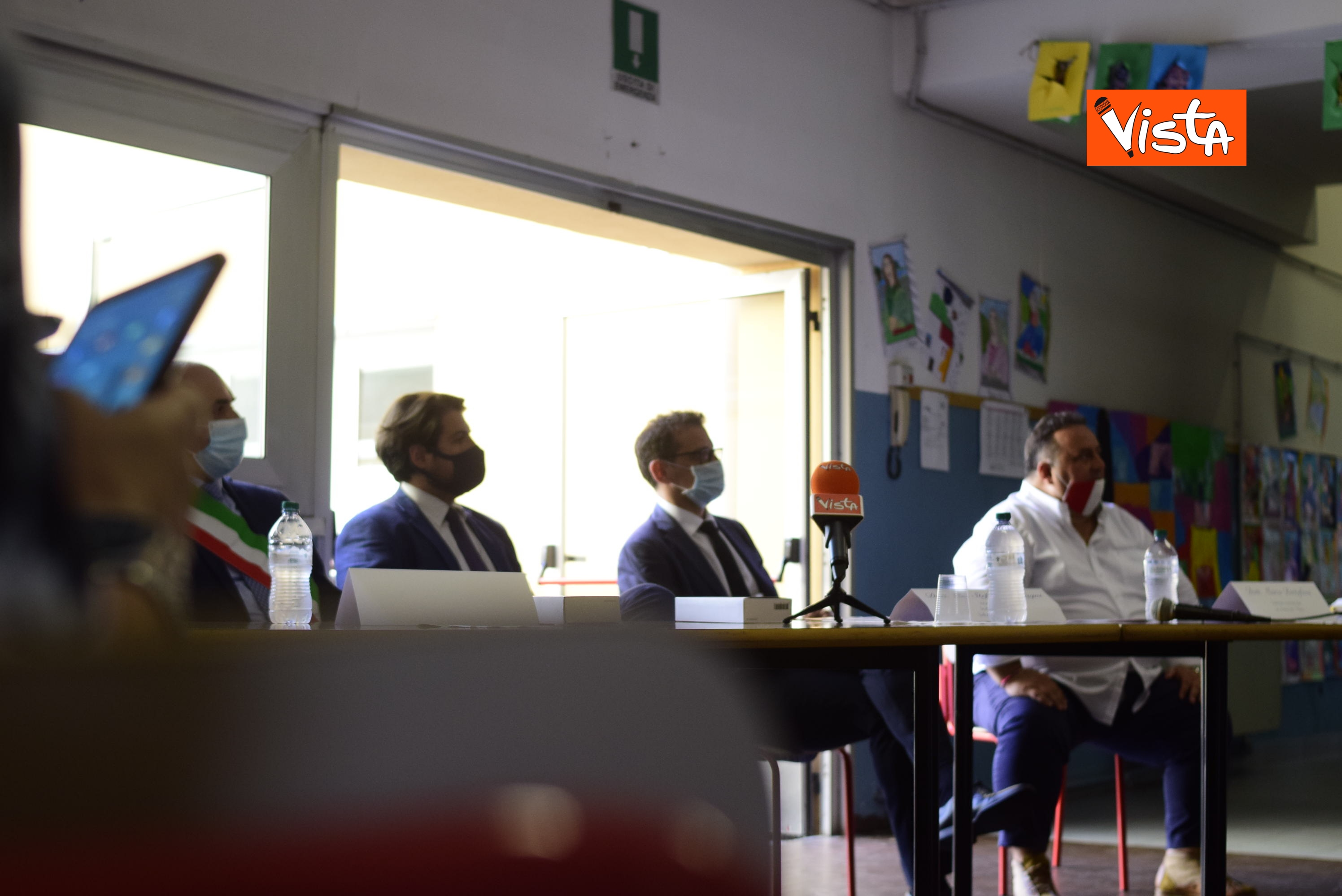 10-07-20 Scuola Nasce il progetto Carugo per la riapertura in sicurezza a settembre della scuola