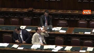 5 - Dl dignità, inizia la discussione generale alla Camera con il ministro Di Maio
