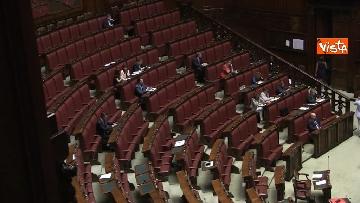 8 - Dl dignità, inizia la discussione generale alla Camera con il ministro Di Maio