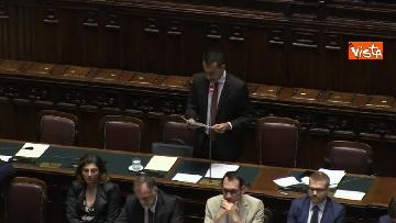 2 - Dl dignità, inizia la discussione generale alla Camera con il ministro Di Maio