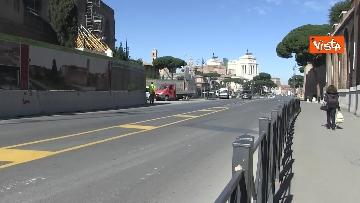 7 - Roma città deserta, la Capitale ai tempi del coronavirus