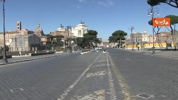 8 - Roma città deserta, la Capitale ai tempi del coronavirus