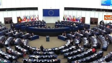 6 - Alexis Tsipras al Parlamento Ue per il dibattito sullo