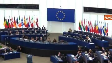 4 - Alexis Tsipras al Parlamento Ue per il dibattito sullo