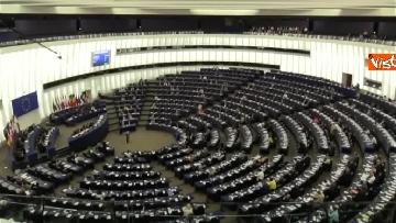 2 - Alexis Tsipras al Parlamento Ue per il dibattito sullo