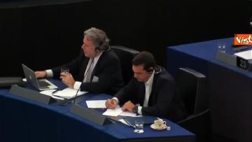 8 - Alexis Tsipras al Parlamento Ue per il dibattito sullo