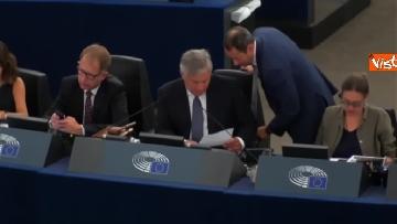 5 - Alexis Tsipras al Parlamento Ue per il dibattito sullo